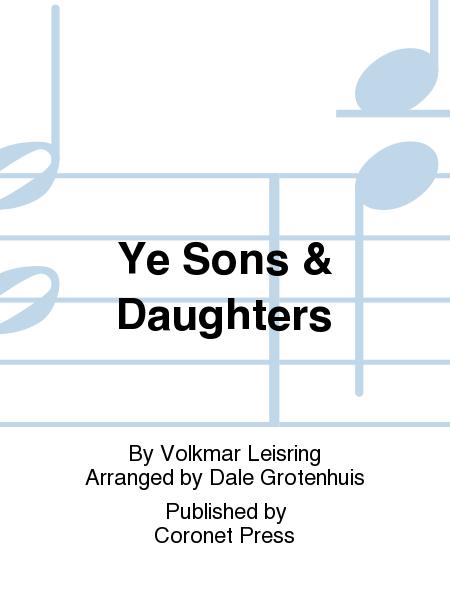 Ye Sons & Daughters