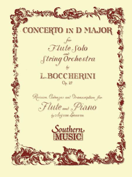 Concerto in D Major, Op. 27