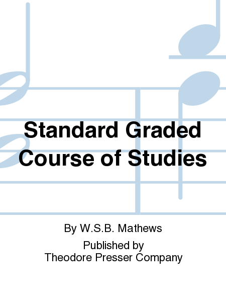 Standard Graded Course of Studies