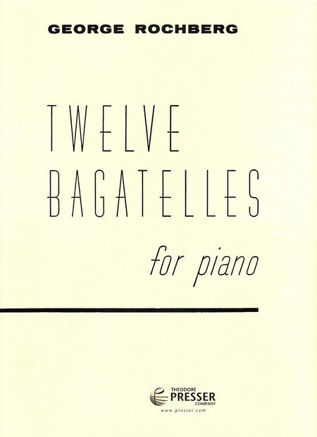 Twelve Bagatelles