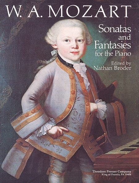 Sonatas and Fantasies