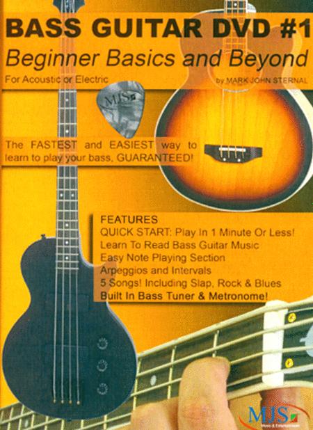 Bass Guitar DVD #1