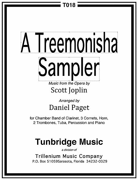 A Treemonisha Sampler