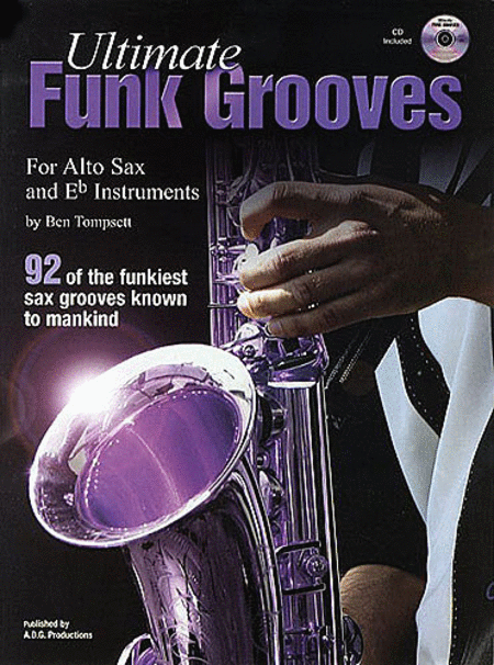 Ultimate Funk Grooves for Eb instruments