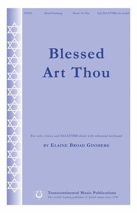 Blessed Art Thou