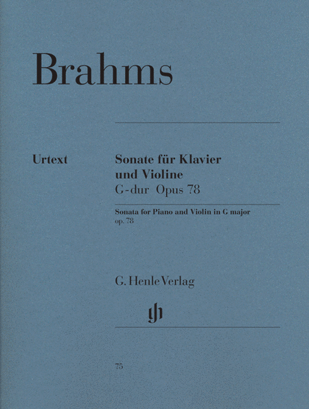 Sonata for Piano and Violin in G Major, Op. 78