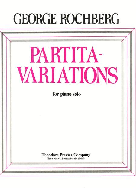 Partita-Variations