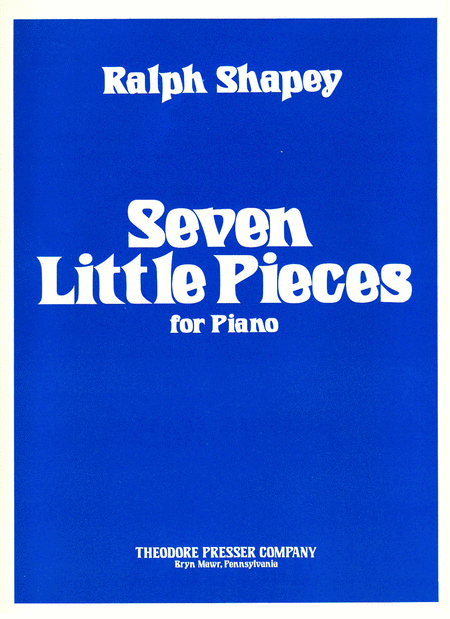 Seven Little Pieces