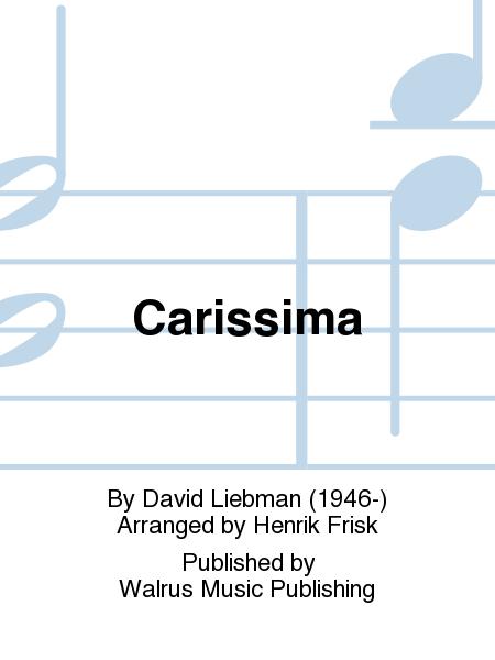 Carissima