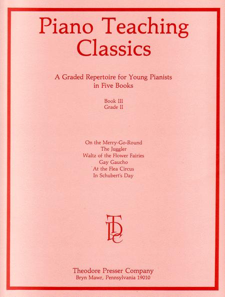 Piano Teaching Classics