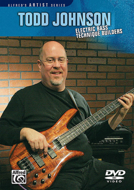 Todd Johnson Electric Bass Technique Builders