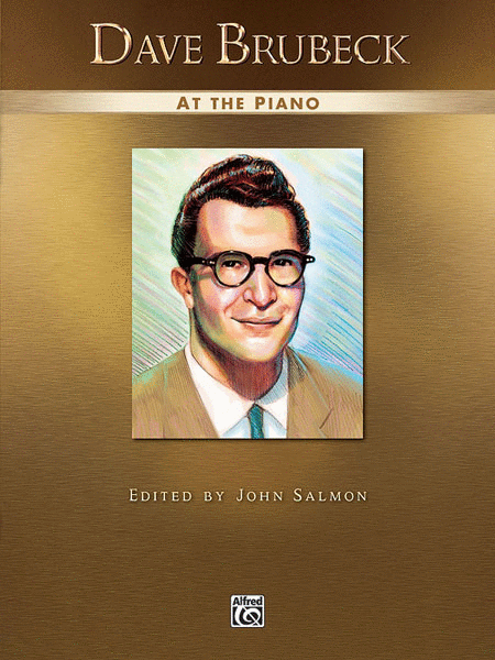Dave Brubeck at the Piano