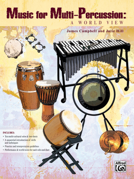 Music for Multi-Percussion