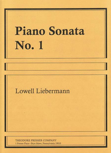 Piano Sonata No.1