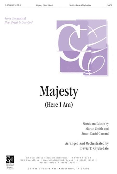 Majesty (Here I Am)
