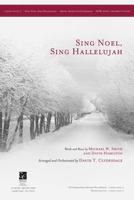 Sing Noel, Sing Hallelujah