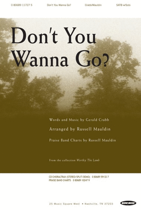 Don't You Wanna Go?