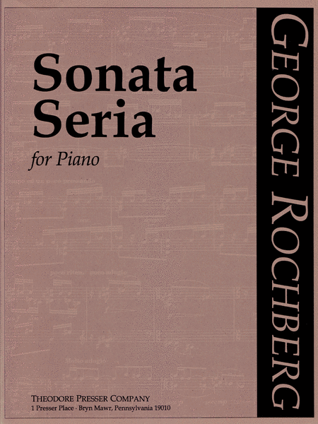 Sonata Seria (1948-1998)