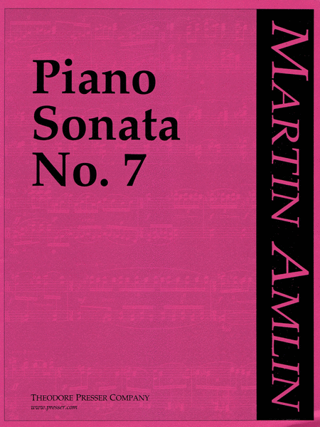 Piano Sonata No. 7