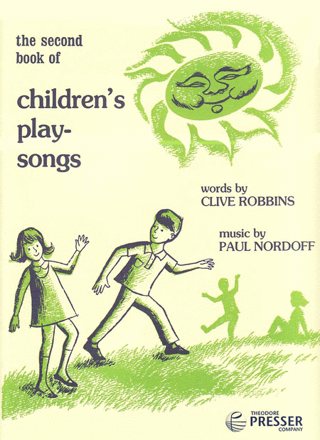 The Second Book of Children's Play-Songs