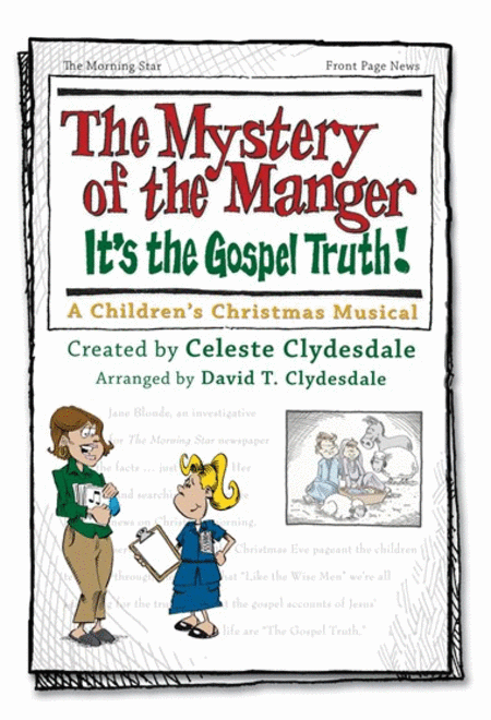 The Mystery Of The Manger