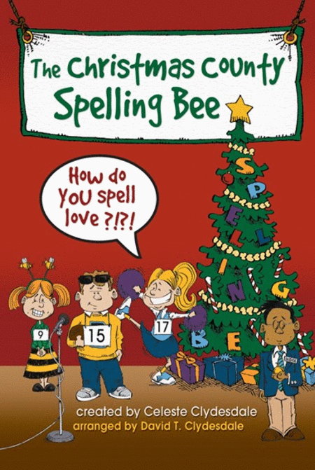 The Christmas County Spelling Bee