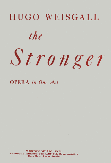 The Stronger
