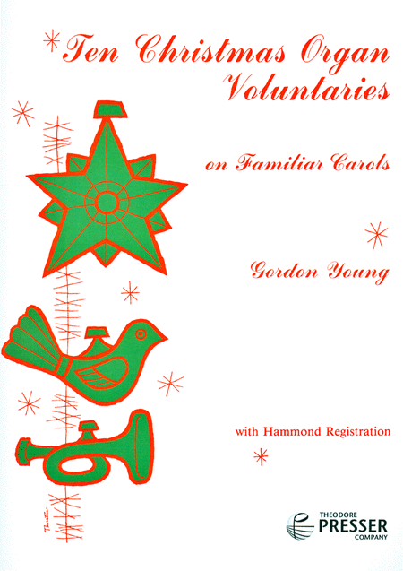 Ten Christmas Organ Voluntaries