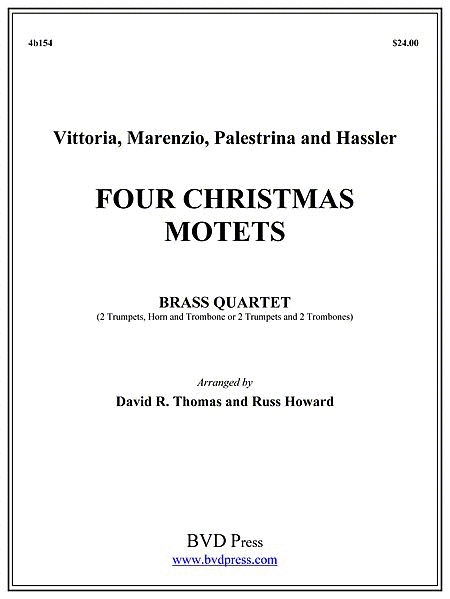 Four Christmas Motets
