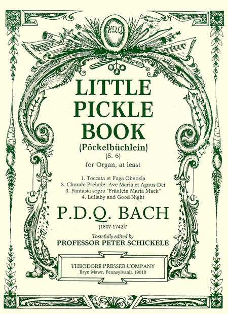 Little Pickle Book