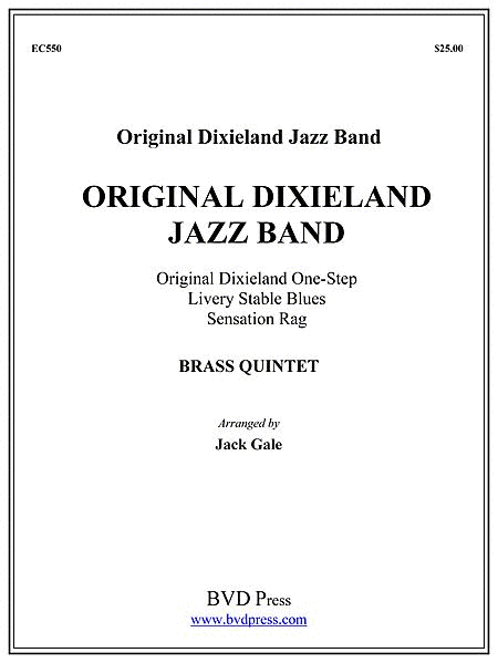 Original Dixieland Jazz Band, Vol. 1