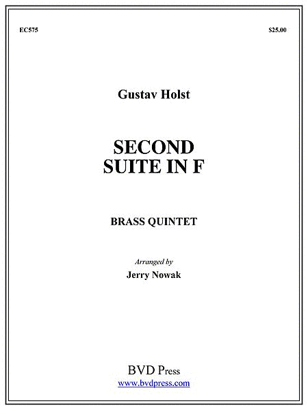 Second Suite in F