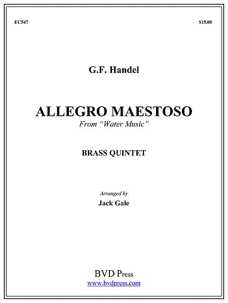 Allegro Maestoso from