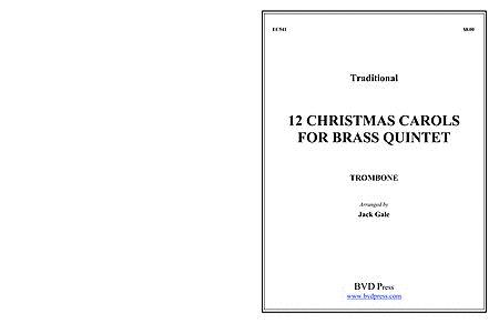 Twelve Christmas Carols