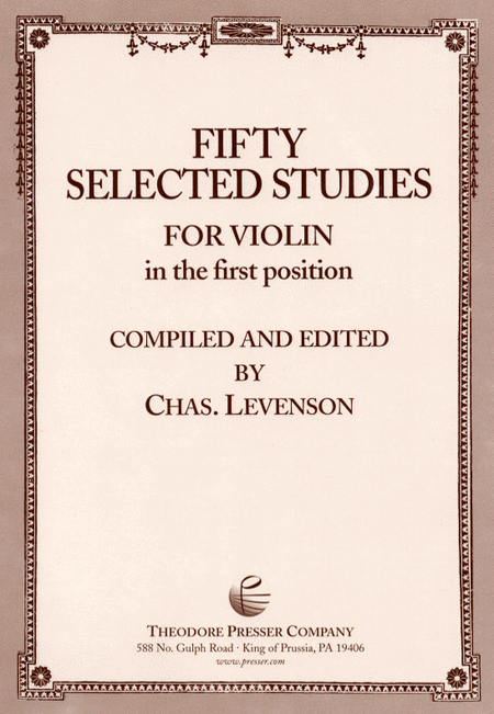 Fifty Selected Studies