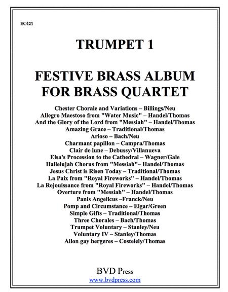Festive Brass Album