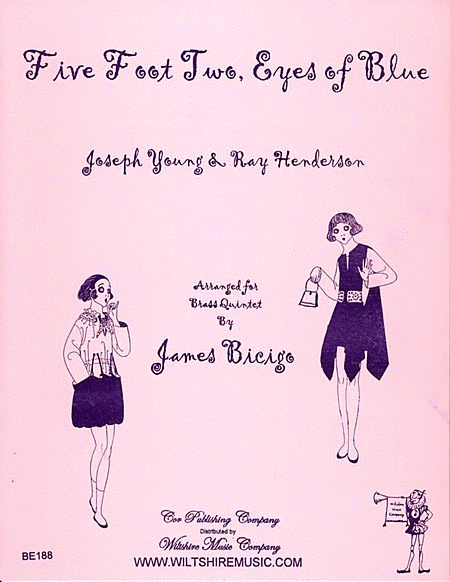 Five Foot Two, Eyes of Blue