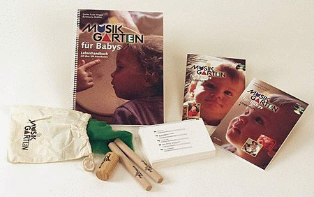 Musikgarten fur Babys - Paket