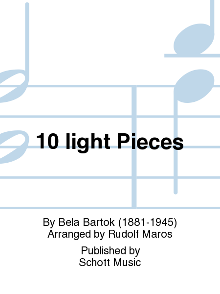10 light Pieces