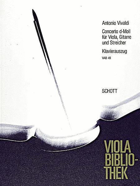 Concerto D Minor RV 540 / PV 266