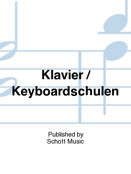 Klavier / Keyboardschulen