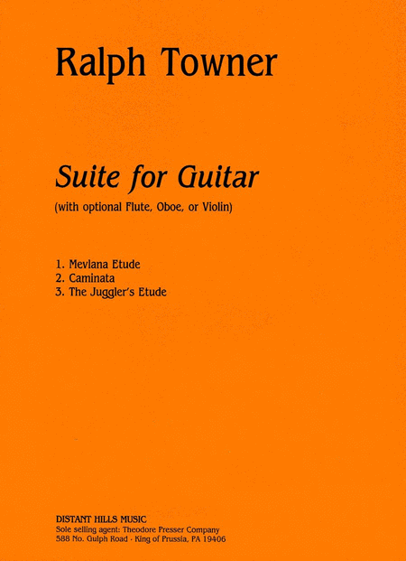 Suite for Guitar