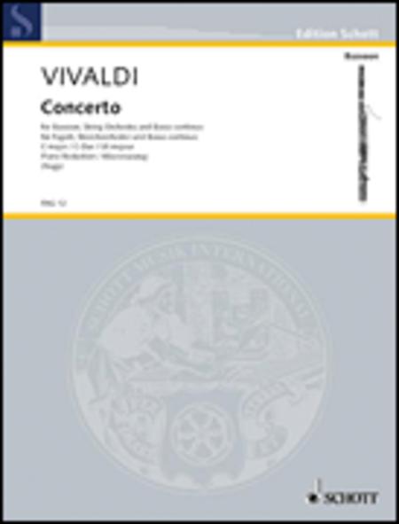 Concerto C major op. 45/4 PV 71/RV478