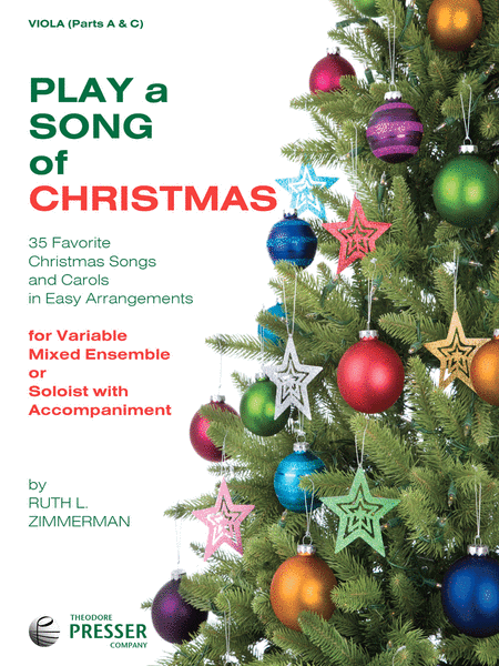 Play A Song Of Christmas - Viola