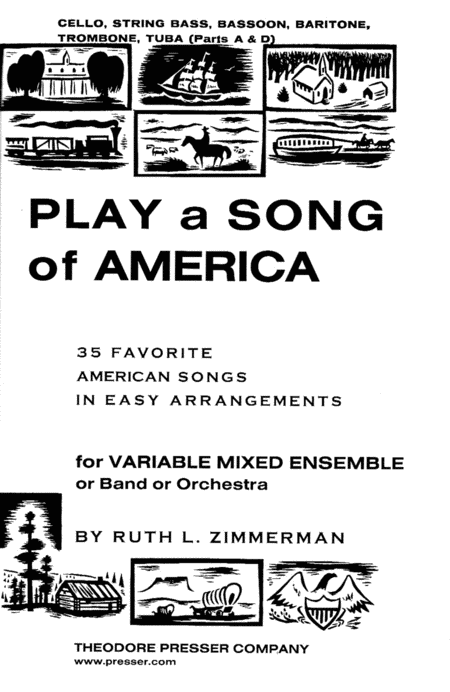 Play A Song of America