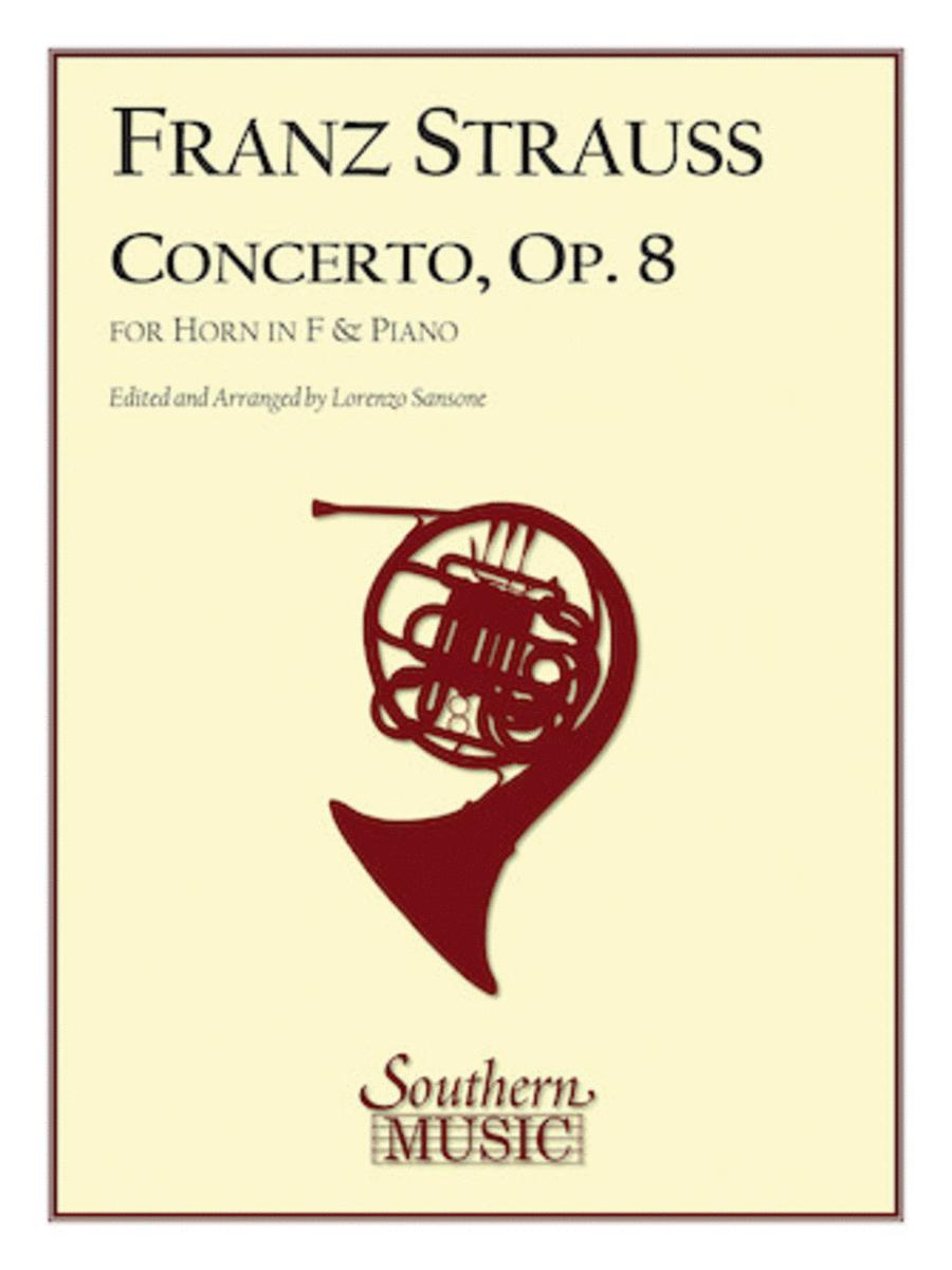 Concerto in C Minor, Op. 8