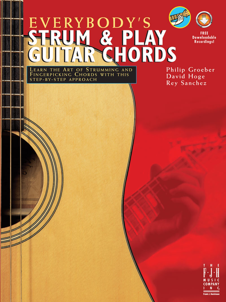 Everybody's Strum & Play Guitar Chords with CD