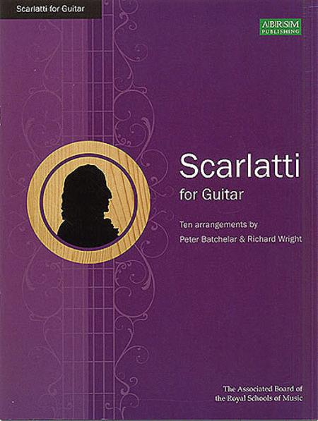 Scarlatti for Guitar