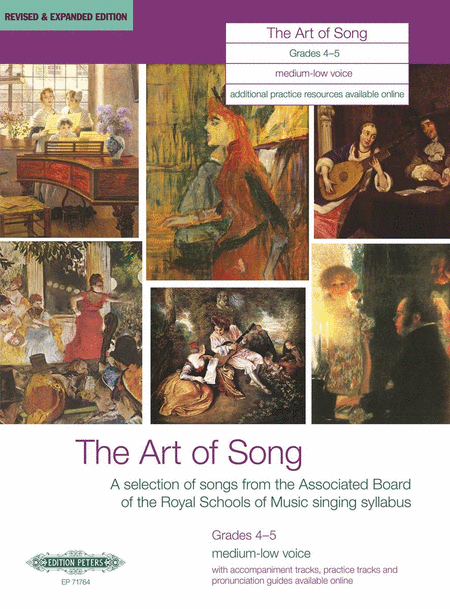 The Art of Song (Grades 4-5, medium low voice)