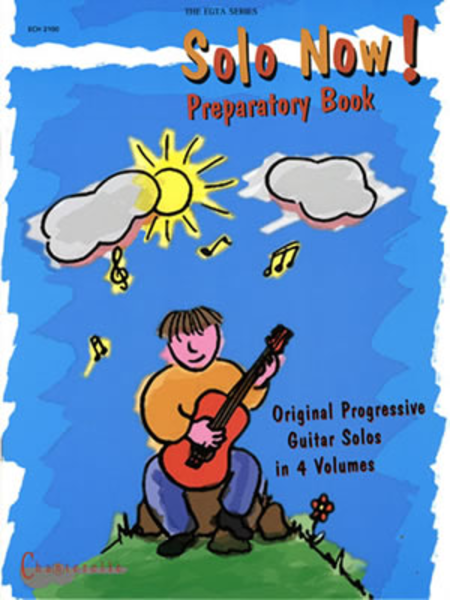 Solo Now! Preparatory Book